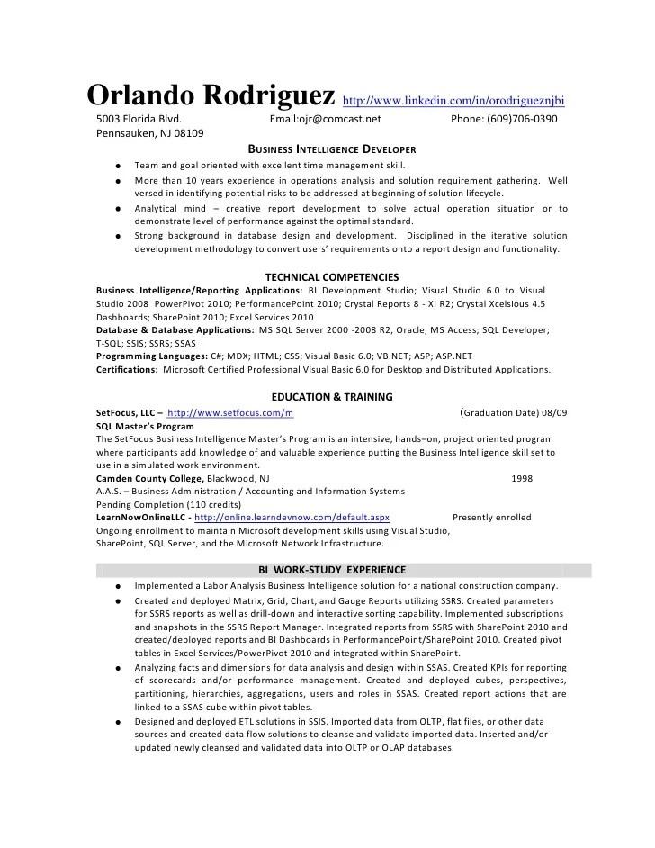 sql developer resume resume oracle dba resume sample pl sql ...