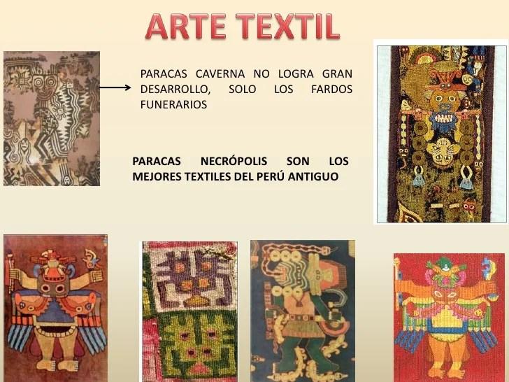 Resultado de imagen para arte textil paracas