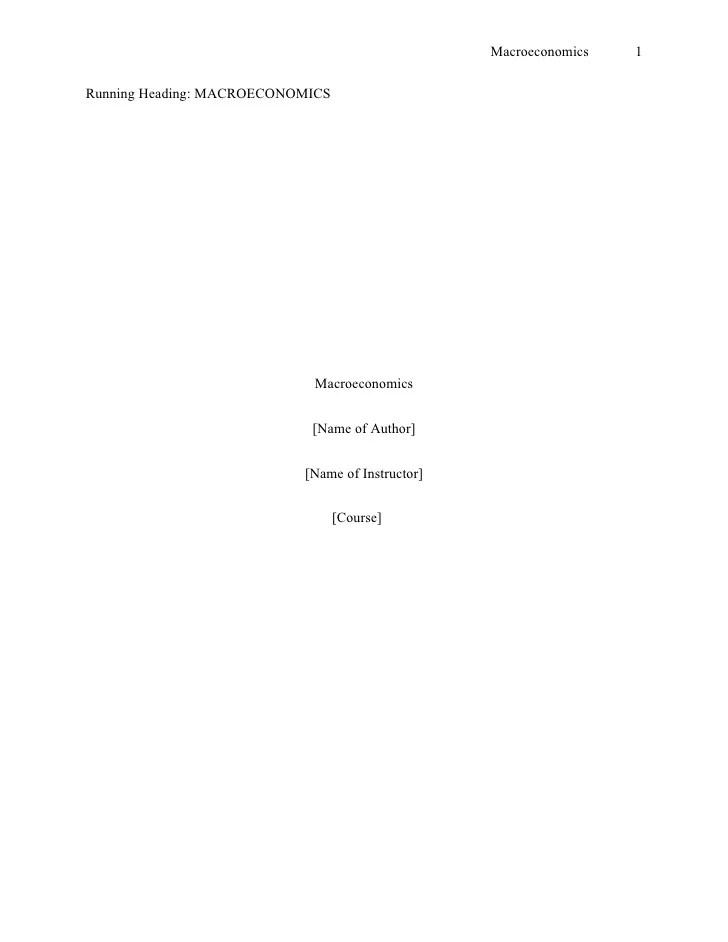 appendices in essays