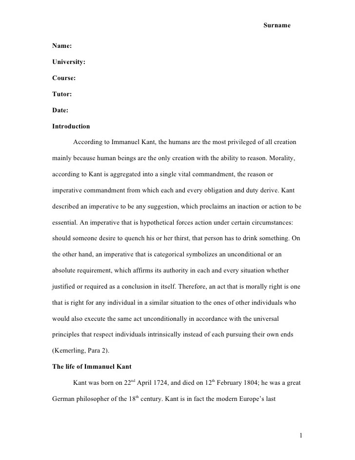 mla argumentative essay examples