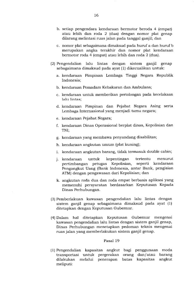 Gubernur Anies Keluarkan Pergub soal Pelaksanaan PSBB Transisi, Ini Isinya 16