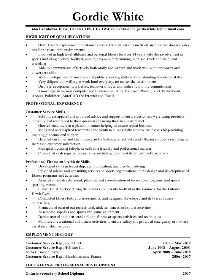 Trainer Resume Samples. example financial trainer resume free ...