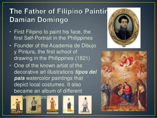 Impressionism 23 First Filipino To Paint