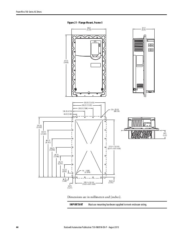 Wiring Diagram On A Powerflex 755 – powerkingco