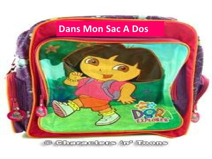 Dans Le Sac A Dos De Daniela