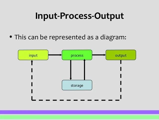 Pp10 input processoutput