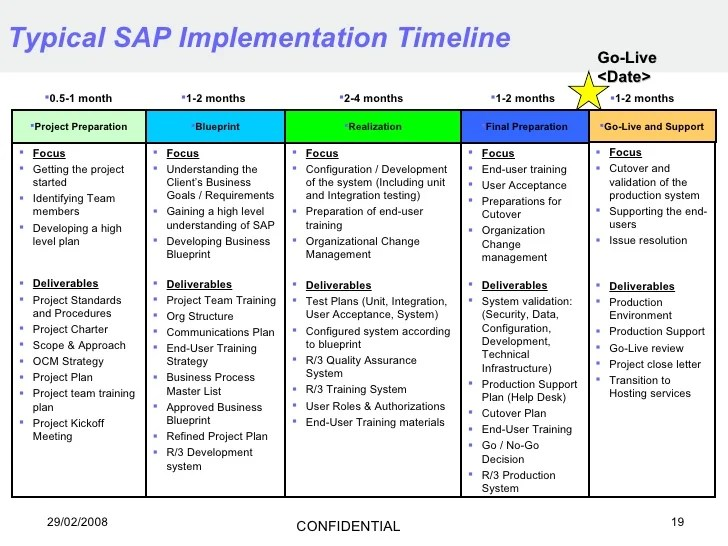 Project Implementation Timeline Template Cv Harunyahya Co