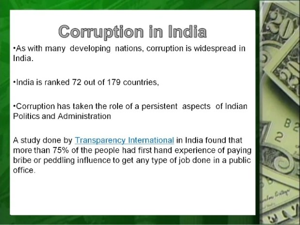 essay on corruption in simple english language  mistyhamel essay on corruption free india in hindi language creativecard co
