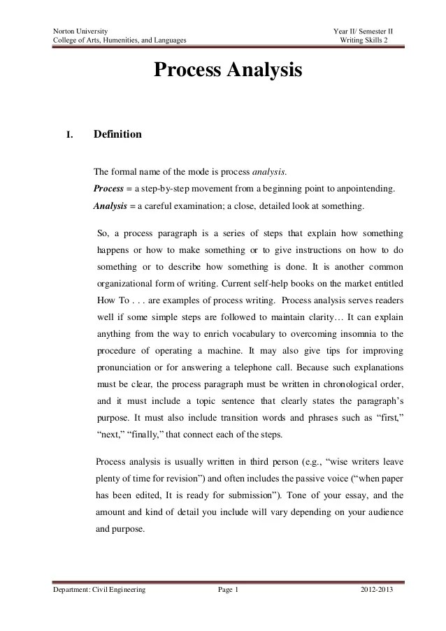 Wuthering Heights Essay Prompts Process Essay Example Paper Goliteweights Examples Of Reflective Essays In Nursing also Patriotic Essay Process Essay Example Paper  Docoments Ojazlink Television Essays