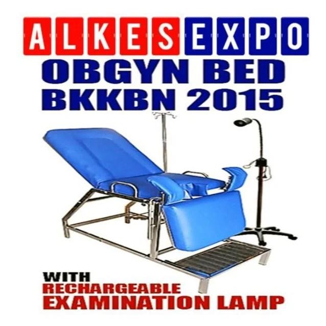Obgyn Bed BKKBN 2015 - ALKES EXPO JAKARTA