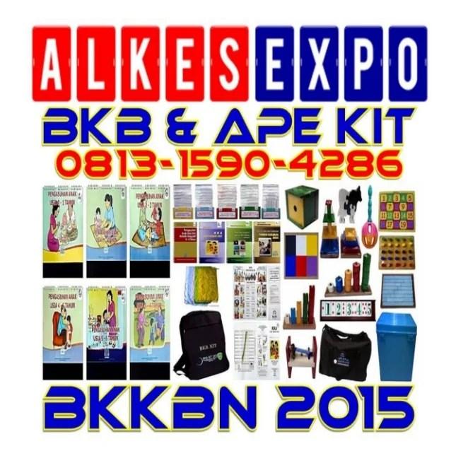 BKB & APE Kit BKKBN 2015 - ALKES EXPO JAKARTA
