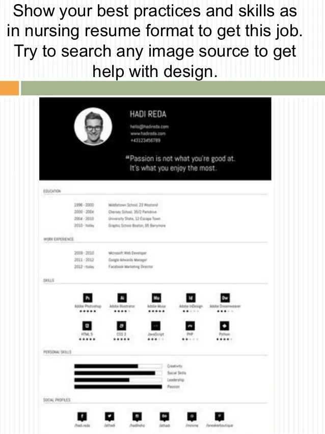 best resume practices 2016 how to format resume 2016 best