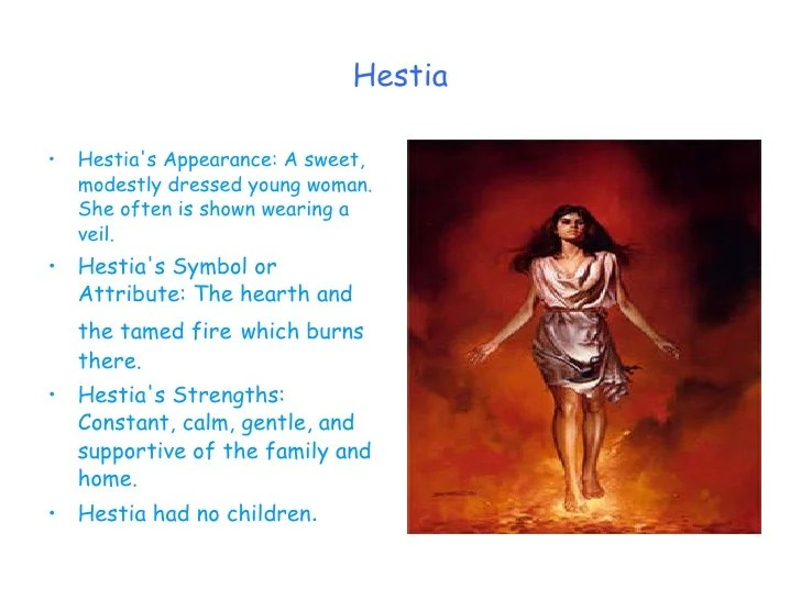 Was What Hestia S Symbol