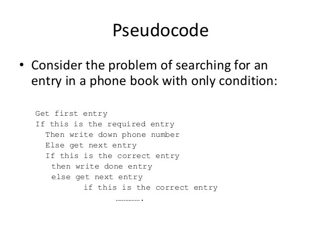 Image result for pseudocode