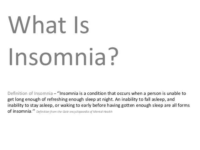 psychology insomnia essay The psychology sleep disorders chart techniques to sleep better physical causes of insomnia result compare psychology sleep disorders chart techniques to sleep.