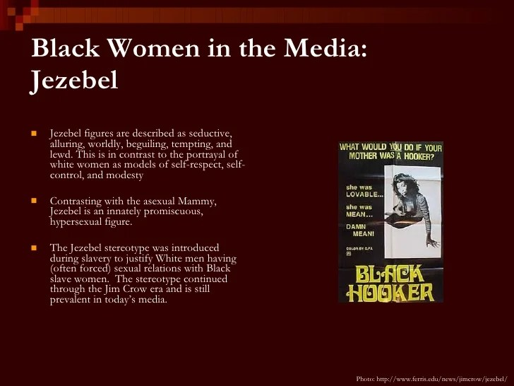 Image result for jezebel myth