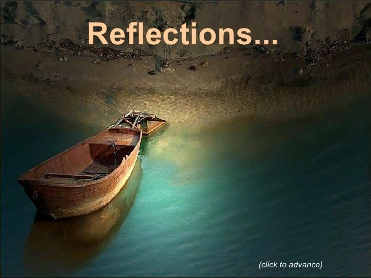 Image result for life's reflections