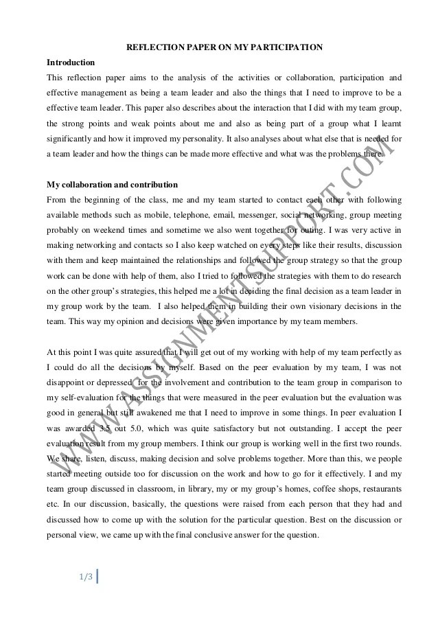 nursing leadership reflective essay ideas image 5 reflection essay examples nursing leadership reflective essay ideas image 5 reflection essay examples - Reflective Essay Examples