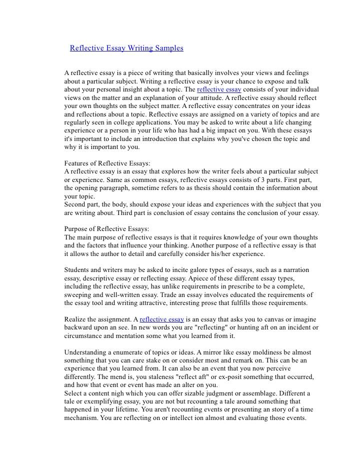 descriptive essay thesis examples