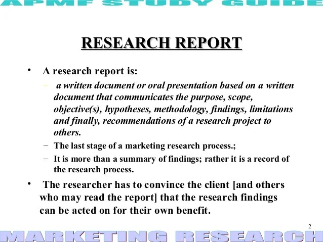 Qualitative Re Report Template  steps in writing a research paper