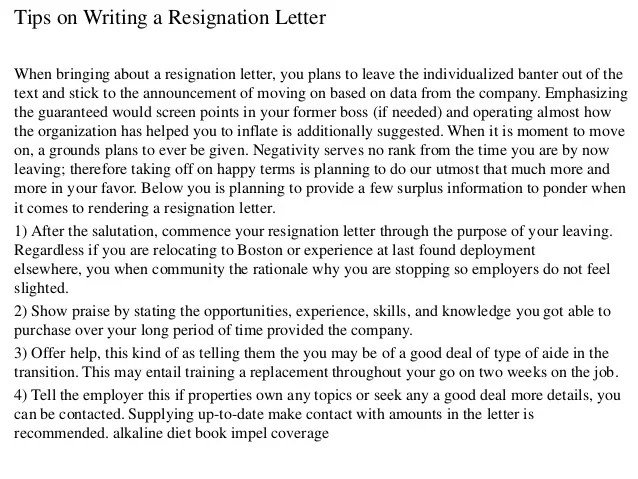 Cute Resignation Announcement Template Gallery - Example Resume ...