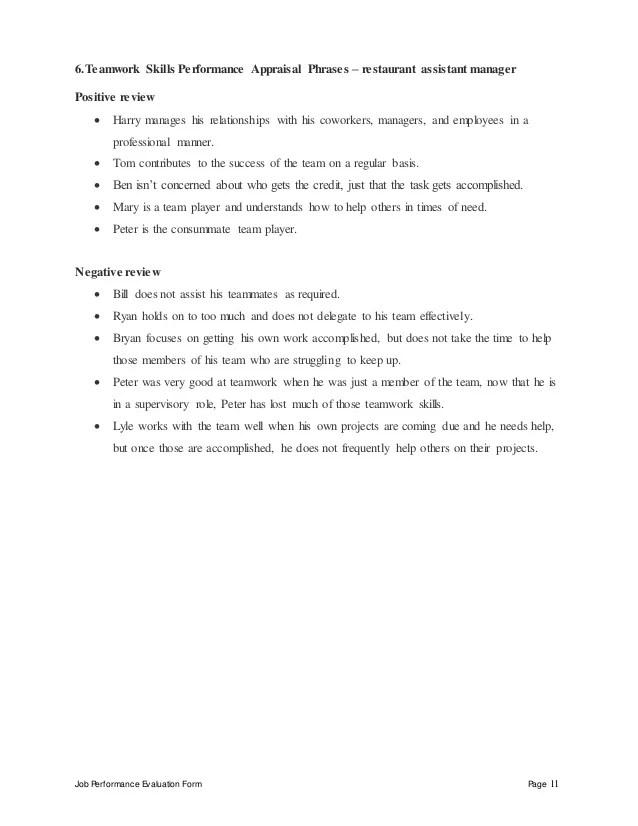 assistant manager skills www aboutnursecareersm