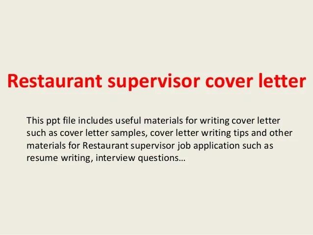 Sample Manager Cover Letter - Job Interviews