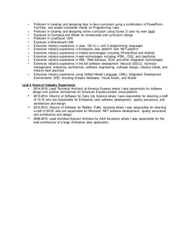 enterprise architect resume sample sales architect lewesmr