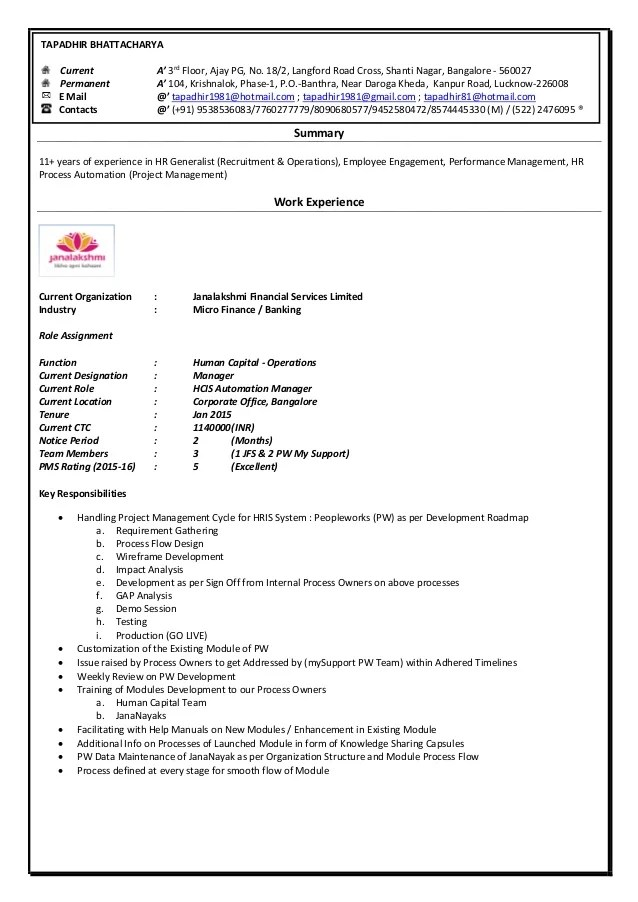 employee engagement manager resume hr resume more resume ideas