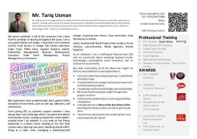 mr tariq usmanan enthusiastic manager with drive determination and a
