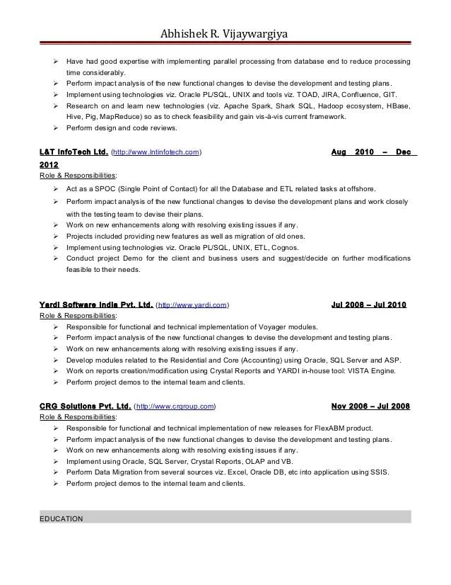 sql developer resume gethookus oracle plsql developer resume resume