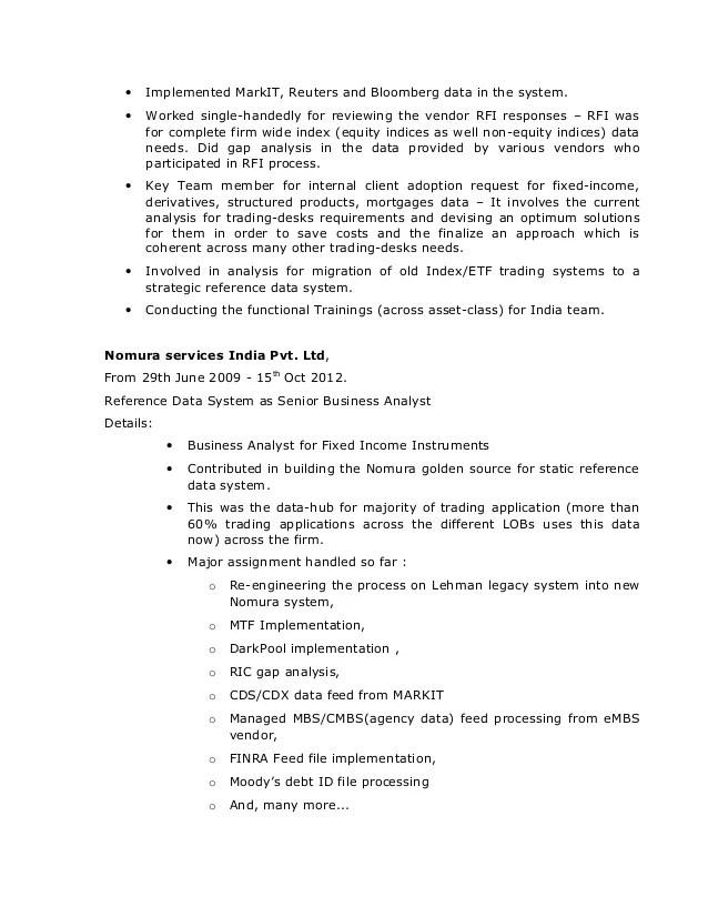 loan underwriter resume sample