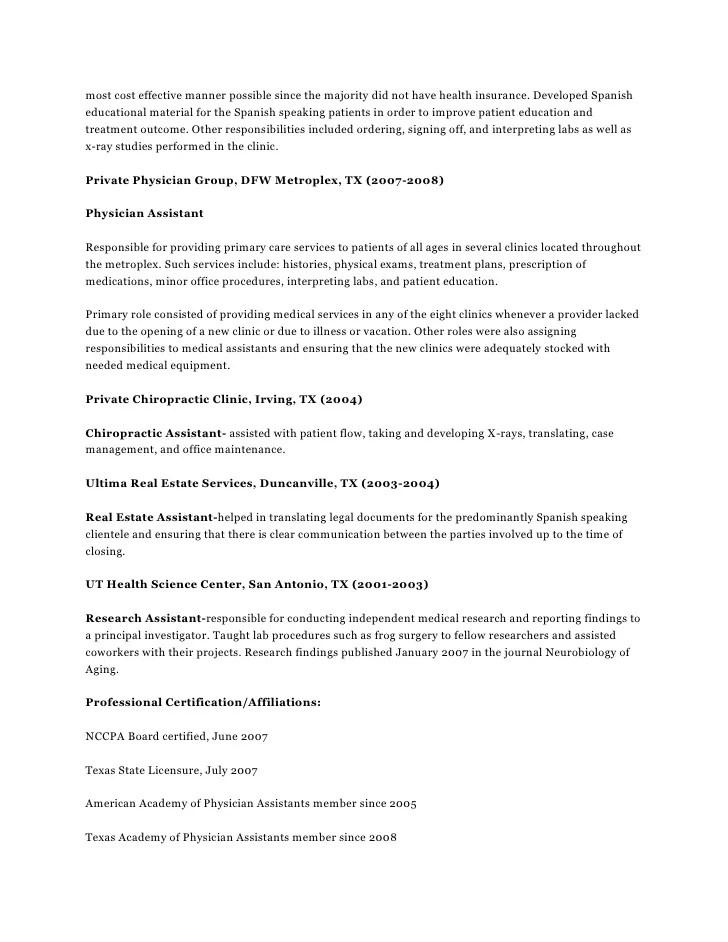 What Is Resume In Spanish. Freelance English Spanish Interpreter