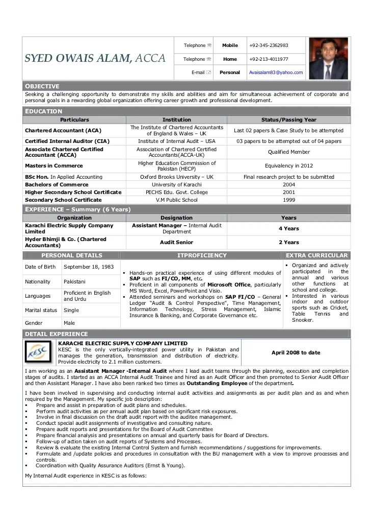 Senior It Auditor Resume. Auditor Cv Auditor Resume Samples Resume