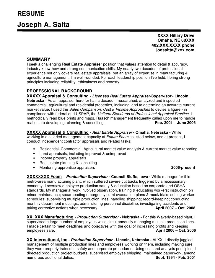 show me a cover letter for job application executive resume