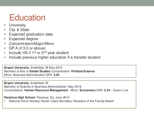 Resume With High School And College Pinterest High School Degree On Resume  Resume Examples