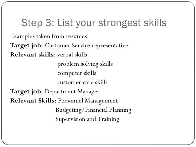 What To Put On A Resume For Skills. best skills to put on resume ...