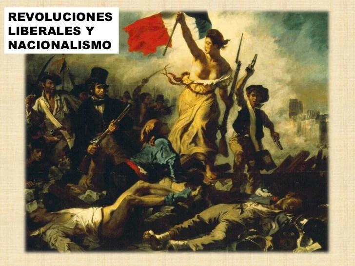 Resultado de imagen de las revoluciones liberales