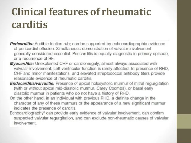 Image result for rheumatic carditis