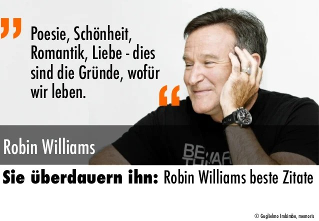 Robin Williams Beste Zitate