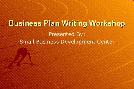 Sample business plan presentation 2  Business Plan Writing Workshop This presentation was created and compiled  by staff at the Farmingdale State