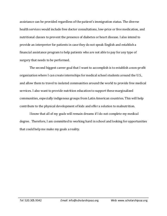 examples of winning scholarship essays