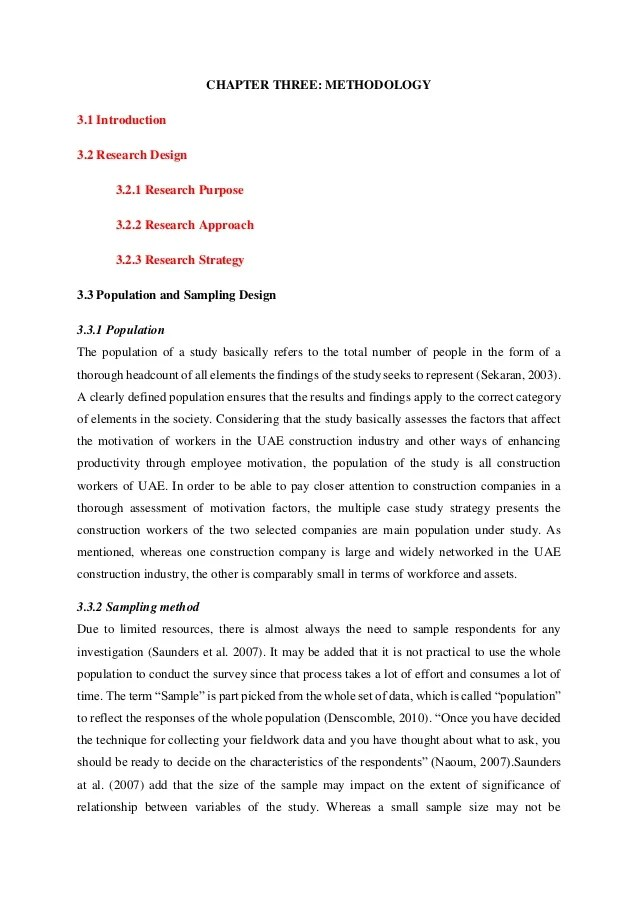 how to write a research strategy paper