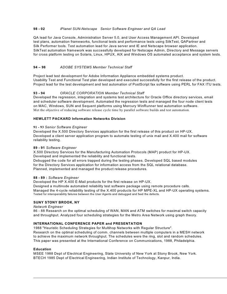 Qa Team Lead Resume. team lead position lead resume words lead ...