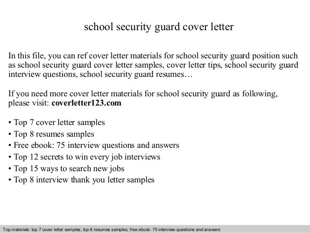 School Campus Security Officer Training