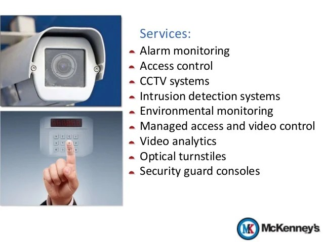 Building Security Services