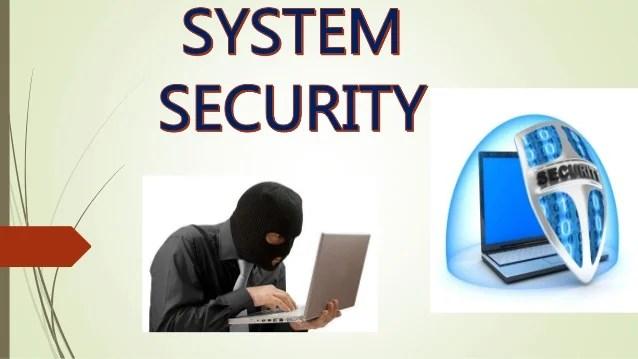 Website Security System