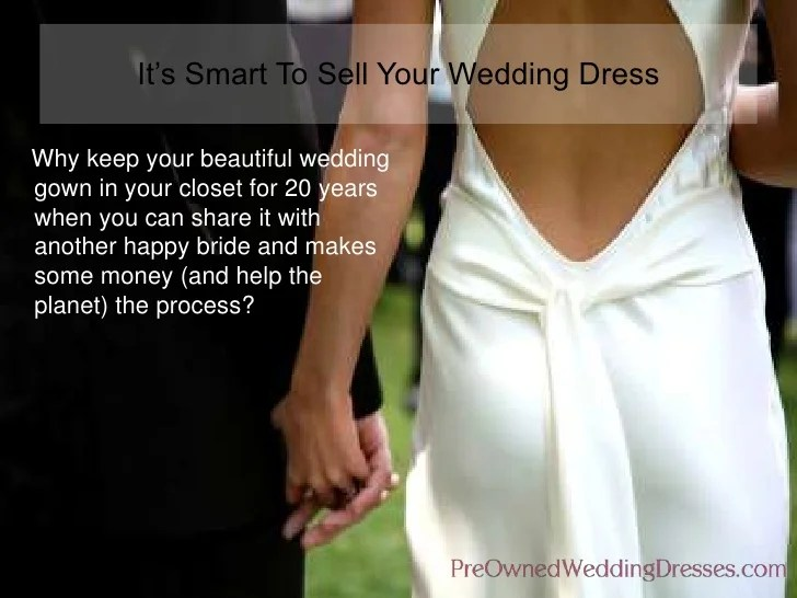 Preowned Wedding Dreses.com I Sell Wedding Dress I Used