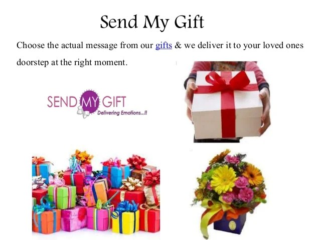 Best Online Gifts Portal - Send My Gift