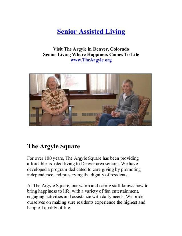 Retirement Homes In Denver Colorado Windsor Gardens Denver